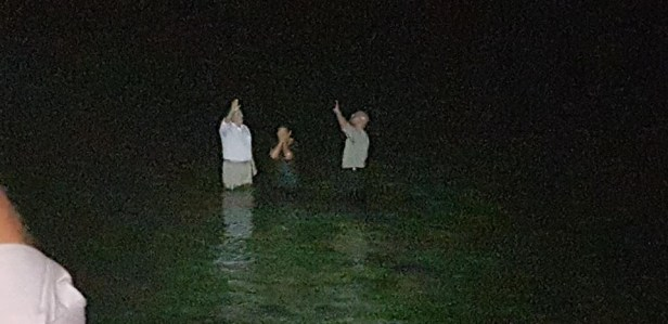 Sister Bernie Baptism 12_5_2018