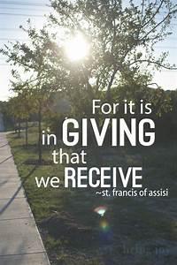 GivingtoReceive