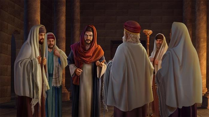 Judas-Betray-the-Lord-Jesus