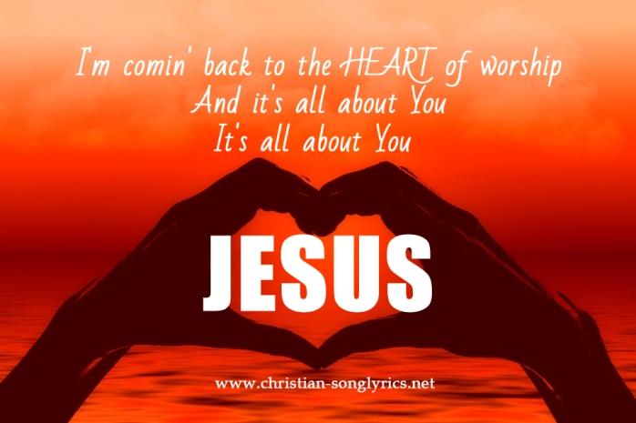 the heart of worhip