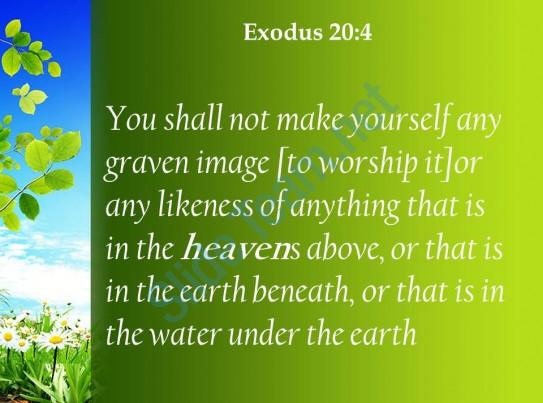exodus_20_4_the_earth_beneath_or_in_the_powerpoint_church_sermon_Slide04