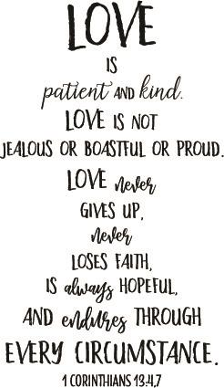 1 Corinthians 13_4