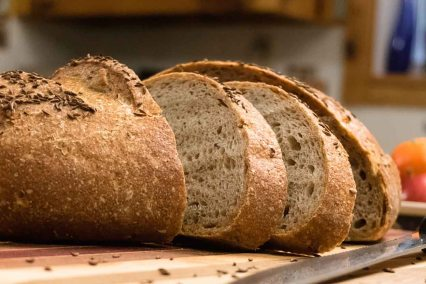 Bread-Jewish Rye