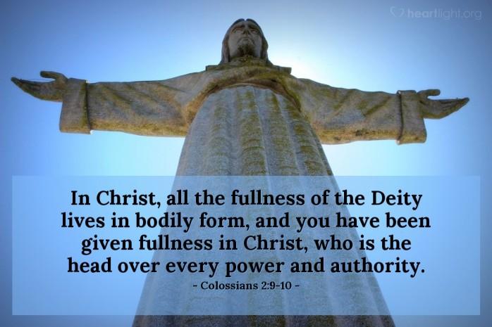 Colossians2-9