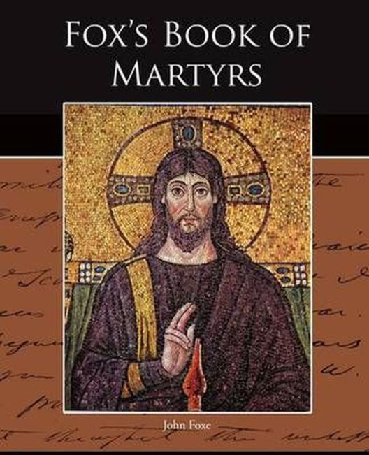 Fox Book of Martyrs