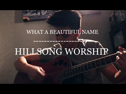 Today's Theme Song: What a Beautiful Name – Guam Christian Blog