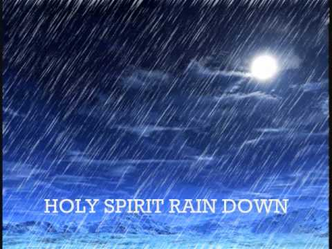 Holy Spirit Rain Down Hillsong