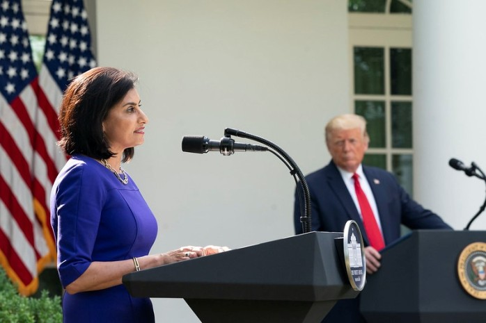 Seema Verma comments at White Hous
