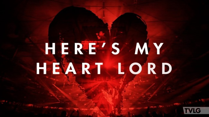 heres my heart Lord